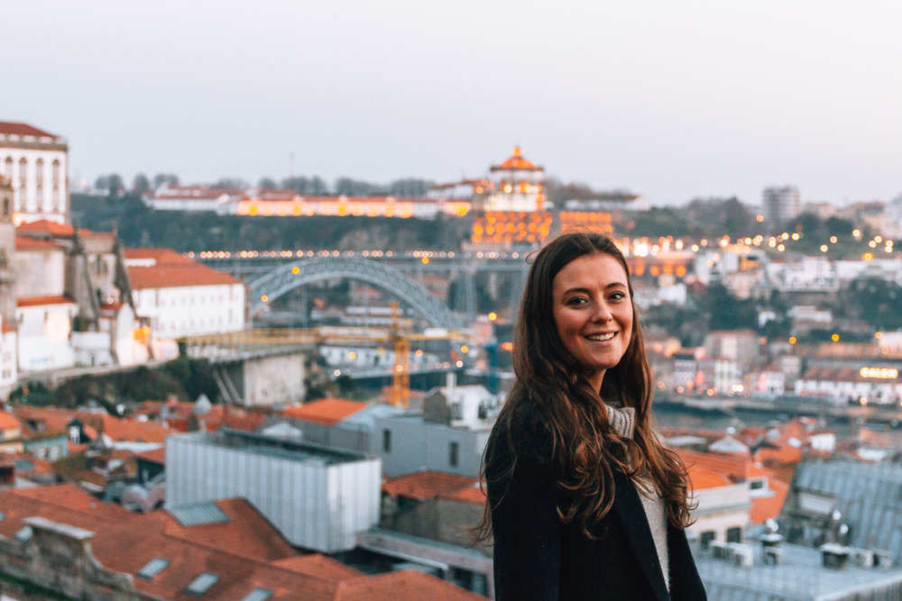 our plans for 2017 include visiting more European cities like Porto