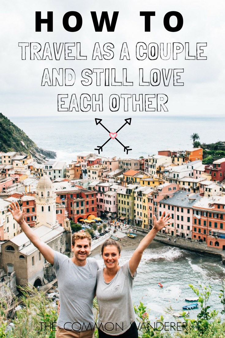 Because travelling with bae isn't always roses and long walks on the beach. Our tips on how to travel as a couple and still love each other afterwards!