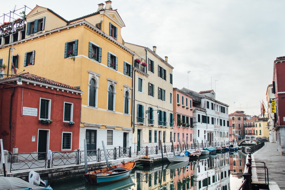 Save on your Backpacking Venice budget