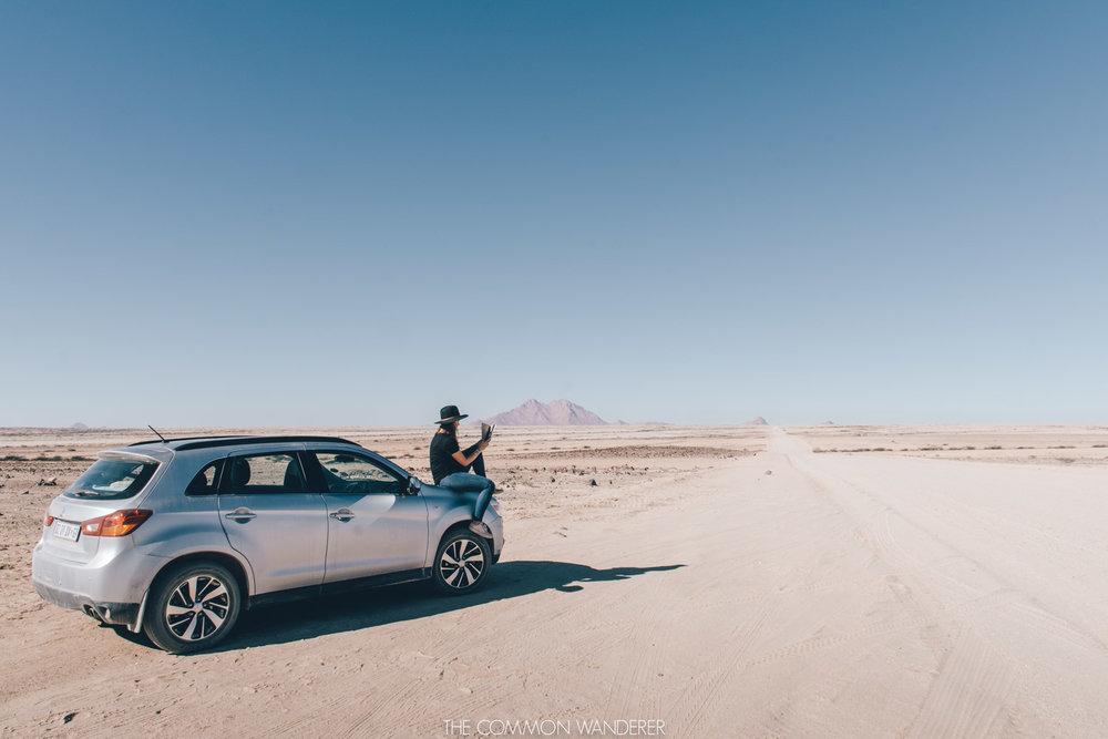 Favourite Travel Experiences - Namibian Road Trip