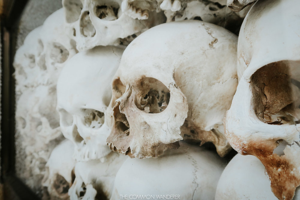 After visiting Cambodia's Killing Fields and S21 prison, we asked ourselves; why is dark tourism a thing? This post tells you why.