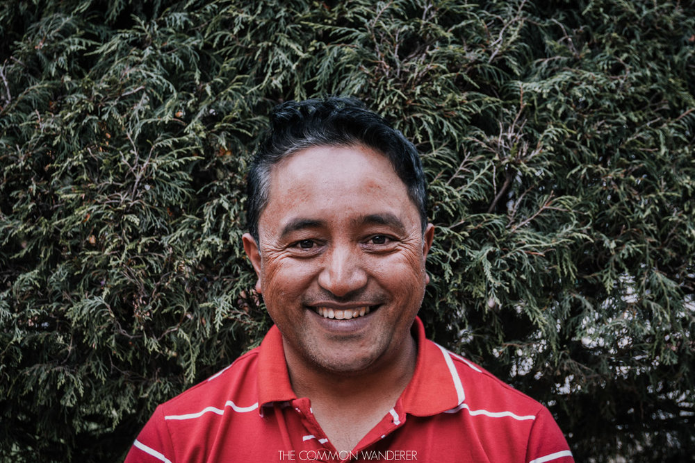 Nepal now - Our Intrepid guide for the Annapurna Circuit, Prem