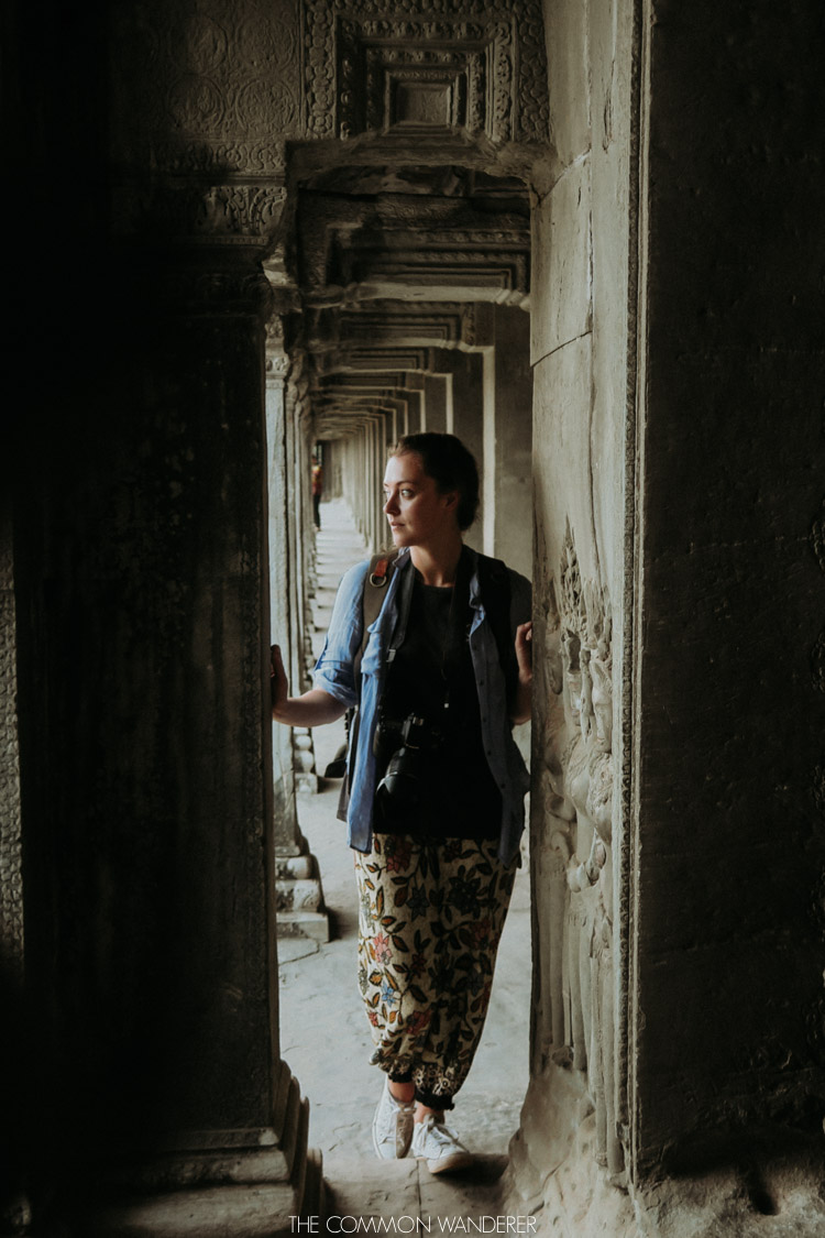 South east asia photogenic locations - Angkor Wat