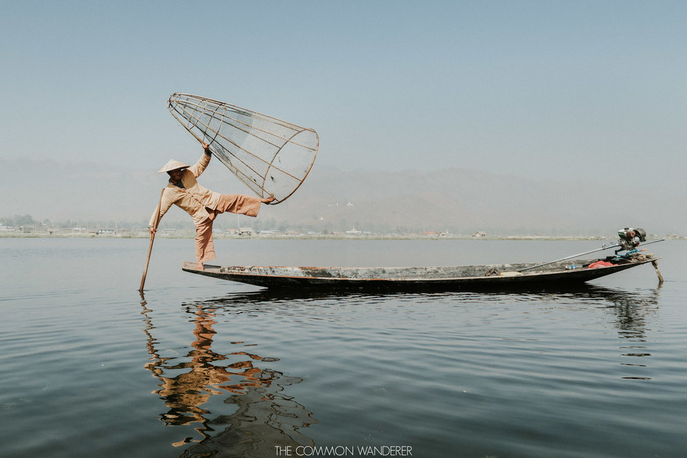 The Common Wanderer top 5 most photogenic destinations in Southeast Asia Inle Lake