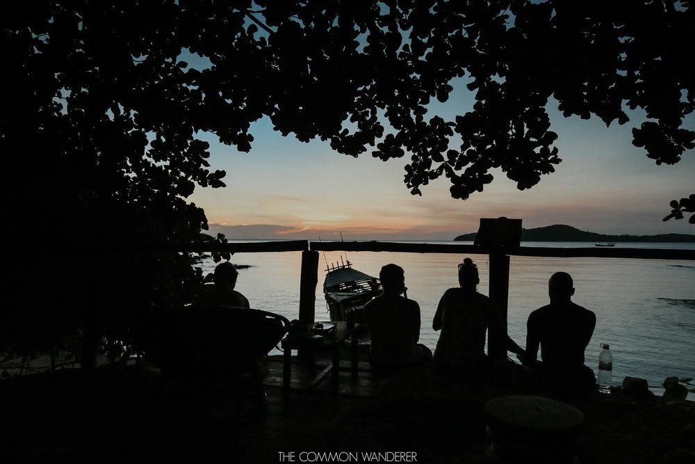 Cambodia photo diary - Koh Ta Kiev island