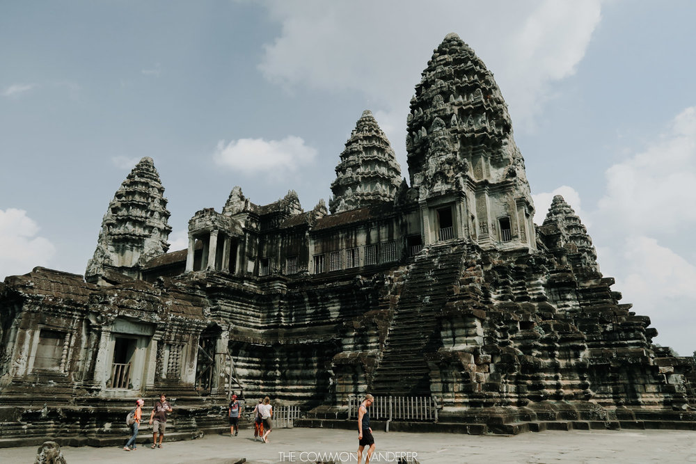 Cambodia photo diary - Angkor Wat