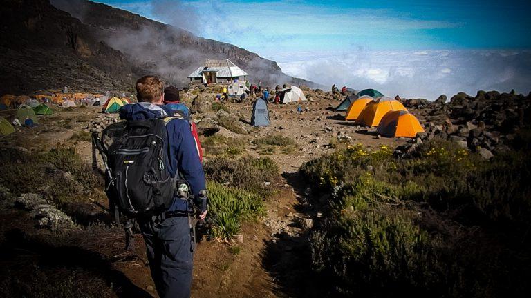 The roof of Africa - Mt. Kilimanjaro, Tanzania