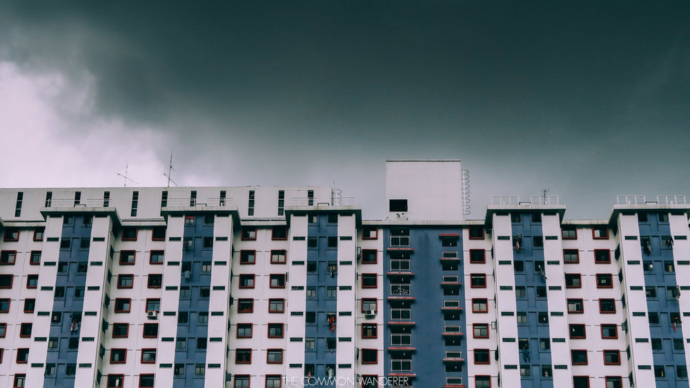 housing apartments in Singapore - is Singapore utopia