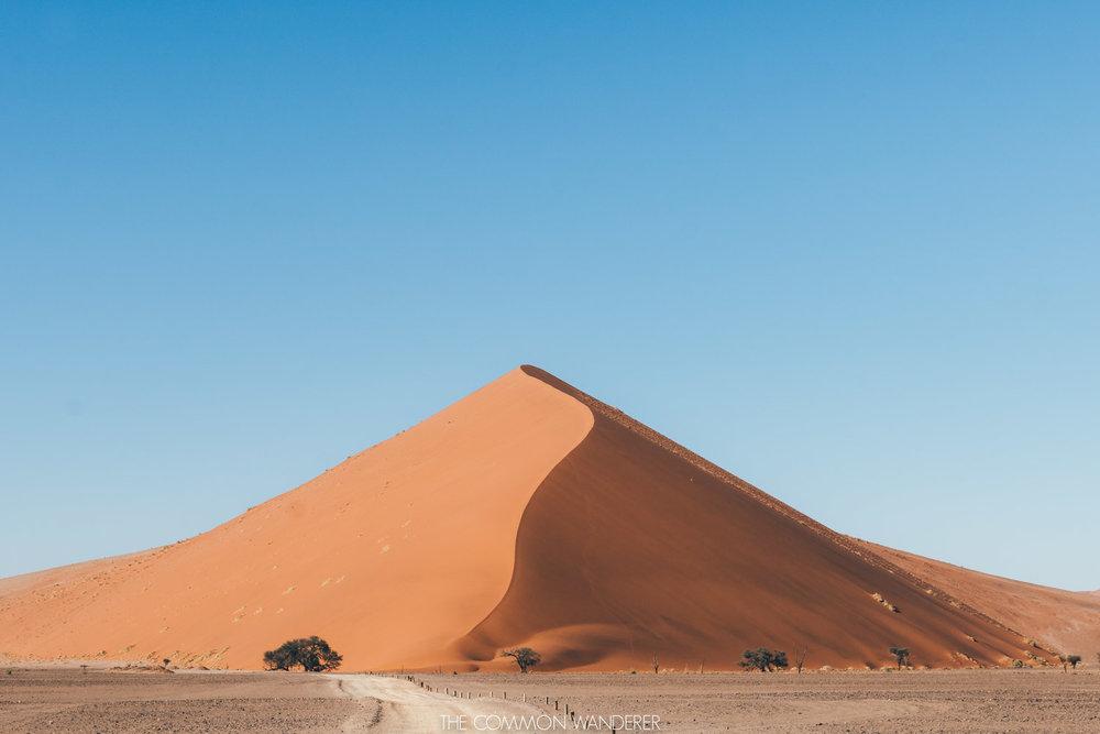 A PHOTO JOURNEY THROUGH SOSSUSVLEI NAMIBIA