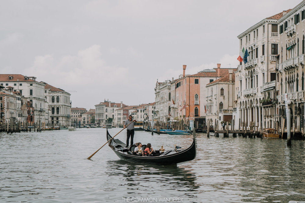 Venice on a backpacker budget