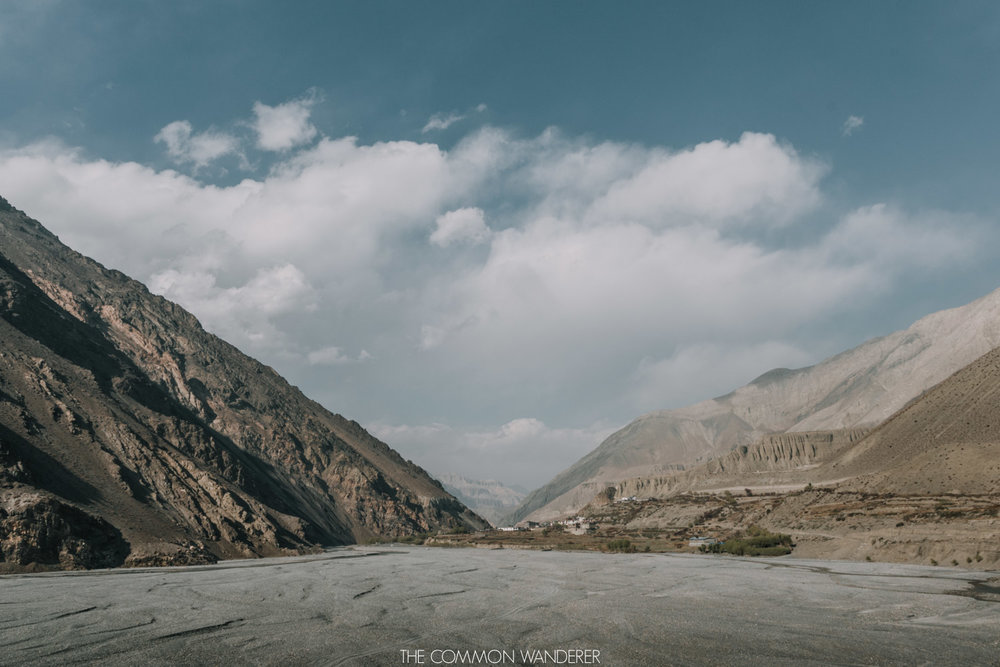 Jharkot valley, Annapurna Circuit - 30 photos that will make you want to visit Nepal