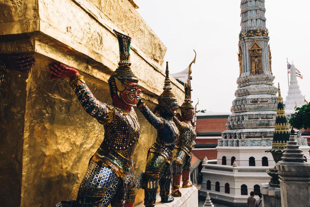 Bejeweled Monkey Warriors at Wat Phra Kaew.jpg