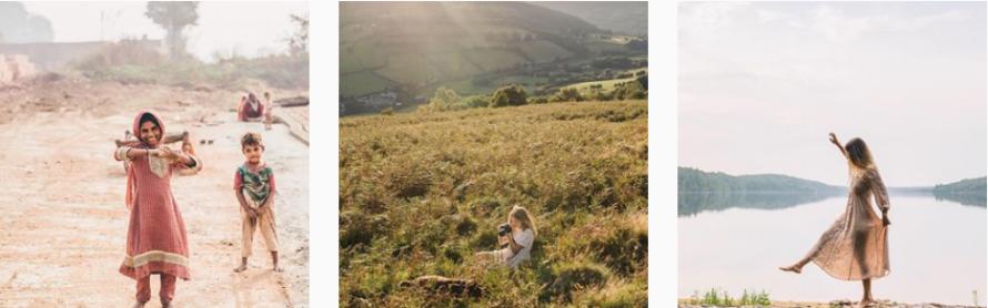 Freya Dowson - inspiring travel instagram accounts to follow