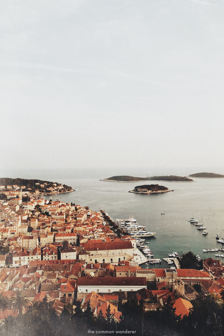 Hvar, Croatia, edited using VSCO and Mextures smartphone photography apps.