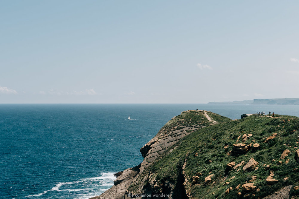 best day trips from Santander-coastal walk-Santander Spain things to do