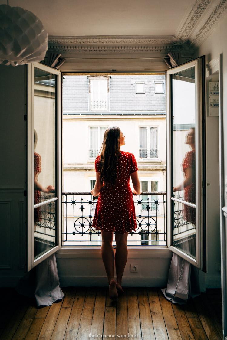 paris apartment airbnb guide