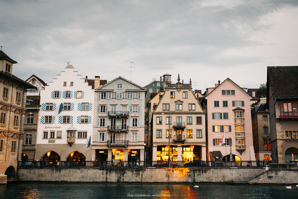 The Common Wanderer_- Old town facade, Zurich.jpg