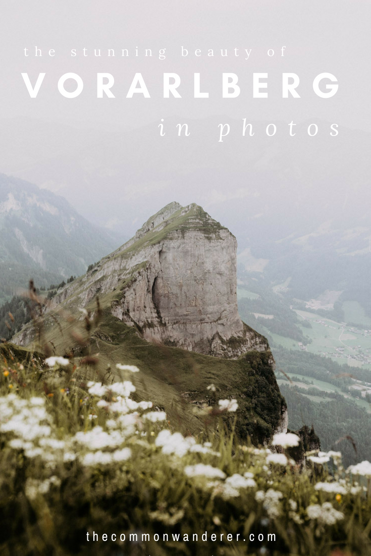 There aren't many places on this planet that have blown us away like Vorarlberg did. From sunrise hikes to nights in cabins on a mountain: our photo diary from summer in the Austrian Alps. | Vorarlberg | Austria travel | hiking | European alps | outdoor photography