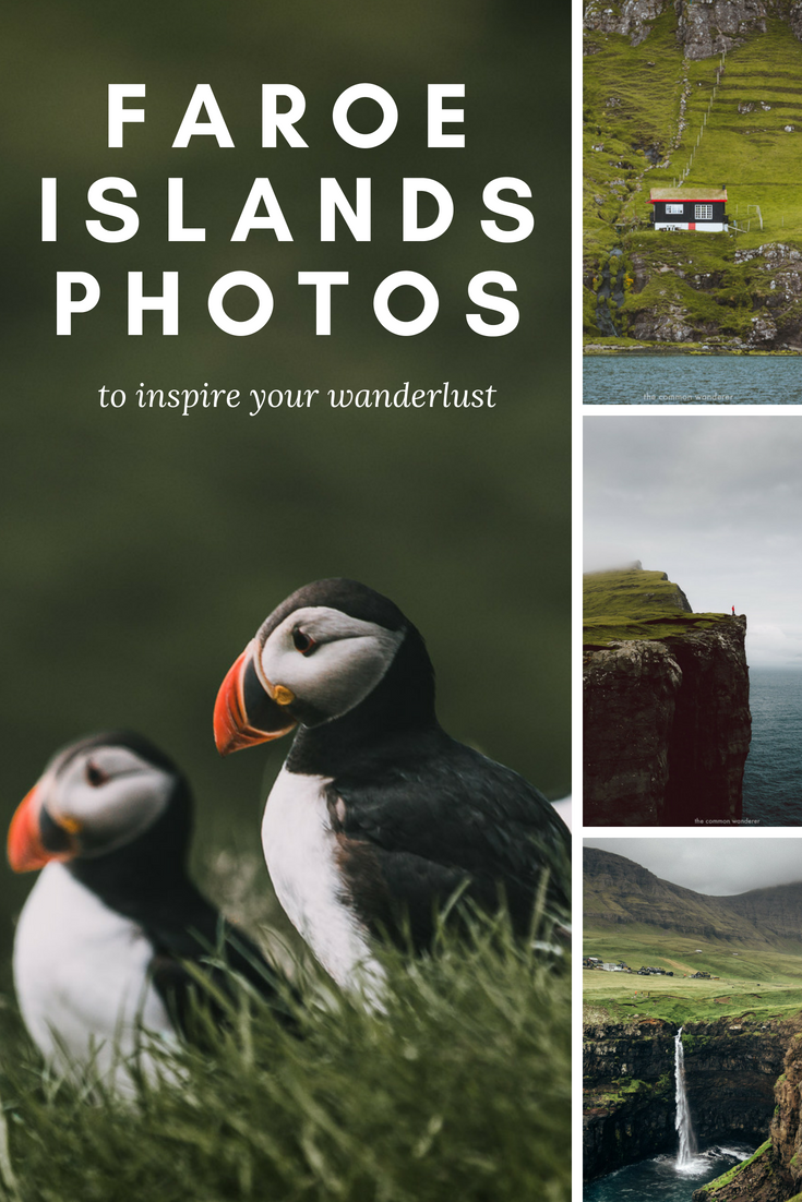 The Faroe Islands are best seen with your own eyes; so stark, and wild, and achingly beautiful that they're impossible to describe. We hope our Faroe Islands photo diary inspires you to visit this stunning country in the North Atlantic Ocean for yourself. | Faroe Islands travel | Faroe Islands photography | #faroeislands