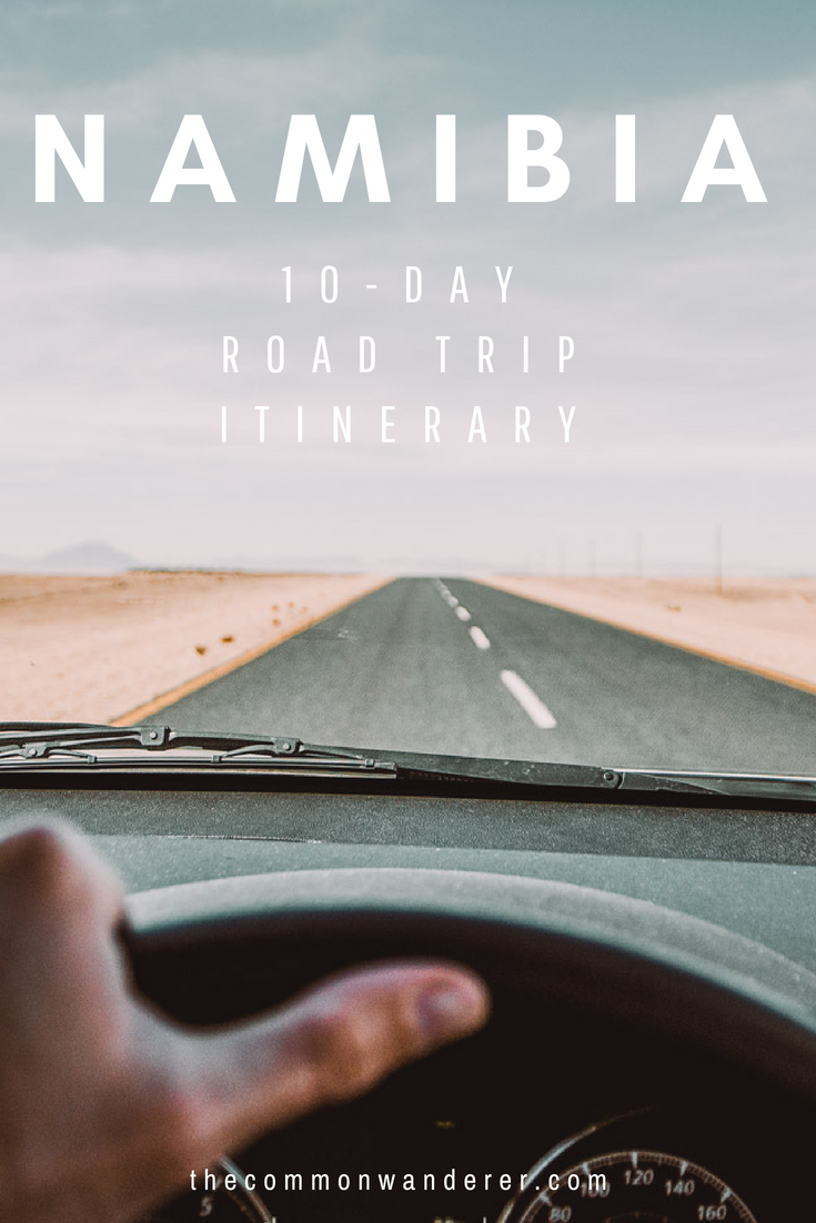 A self-drive road trip through Namibia is one of the greatest adventures you can have. Our detailed 10-day Namibia road trip itinerary is the perfect way to see the country and will take you to all the best places within Namibia. | Fish River Canyon | Sossusvlei | Swakopmund | Spitzkoppe | Namibia travel | Africa travel | road trip itinerary | #Namibia