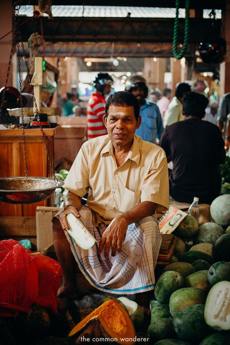 Exploring Jaffna Markets - the best things to see and do in Sri Lanka
