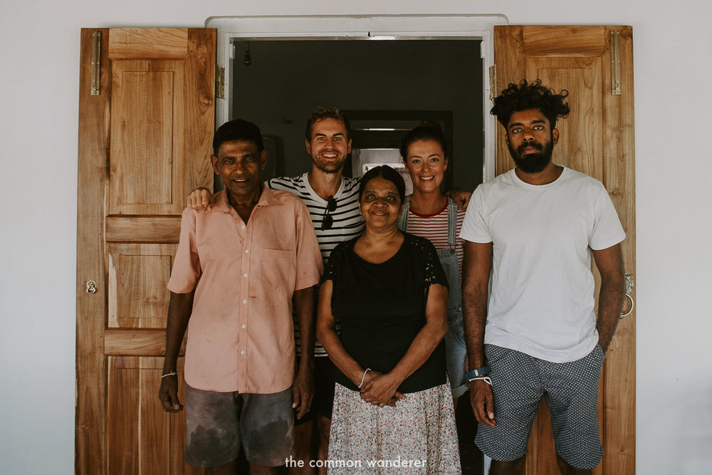 staying in a local homestay is one of the best things to do in Sri Lanka