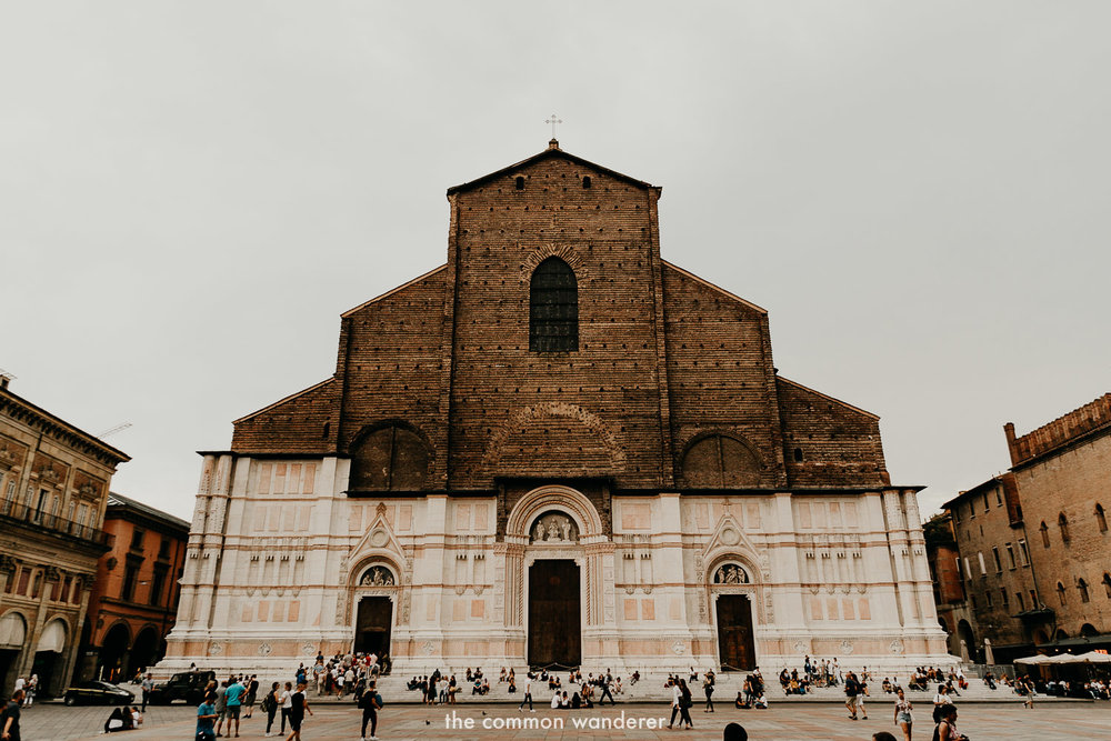 Best things to do in Bologna | Basilica of San Petronio