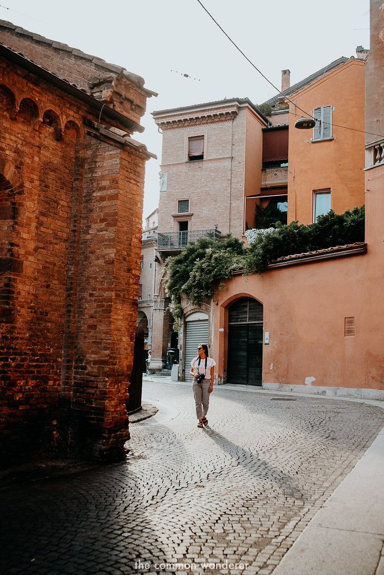 Best things to do in Bologna | Exploring Ghetto Ebracio