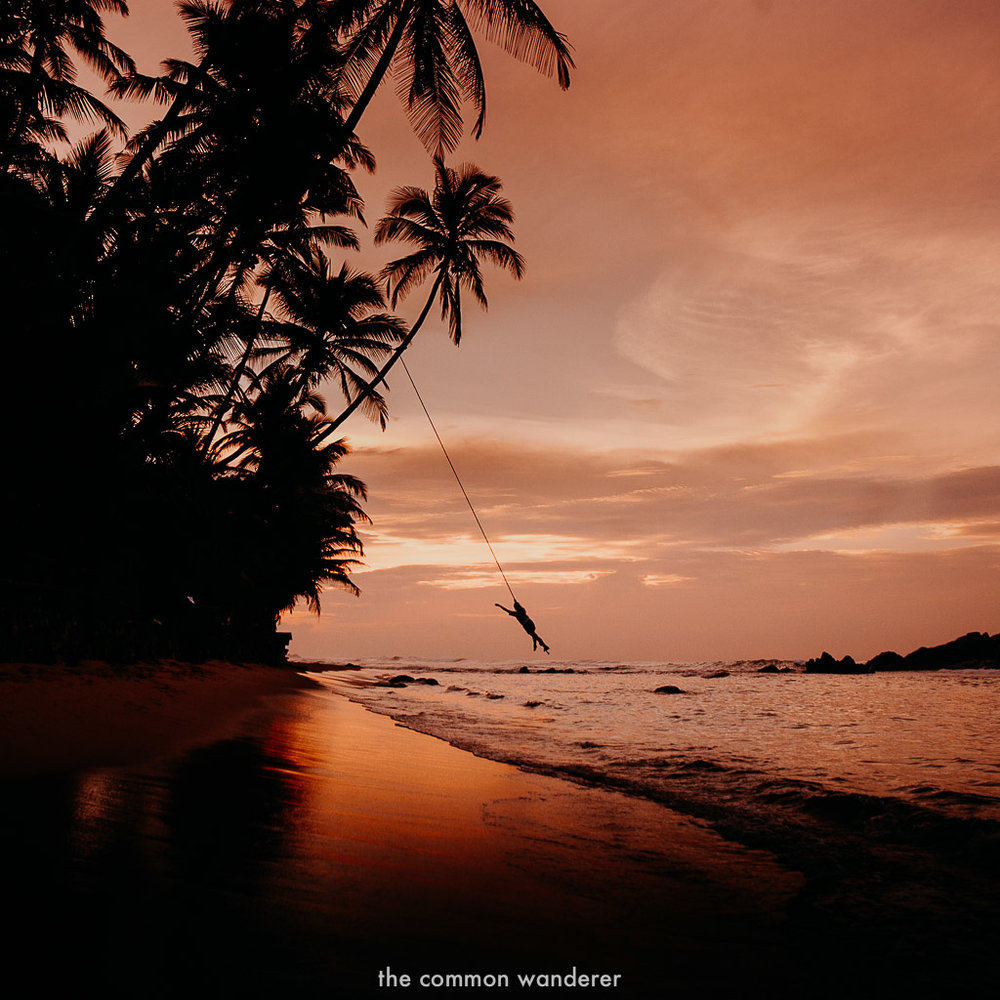 Our three week Sri Lankan itinerary   Unawatuna