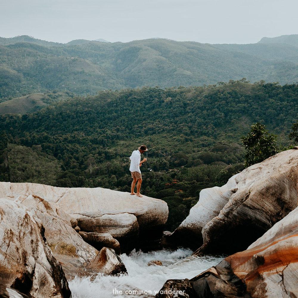 Sri Lanka Itinerary   Diyaluma falls