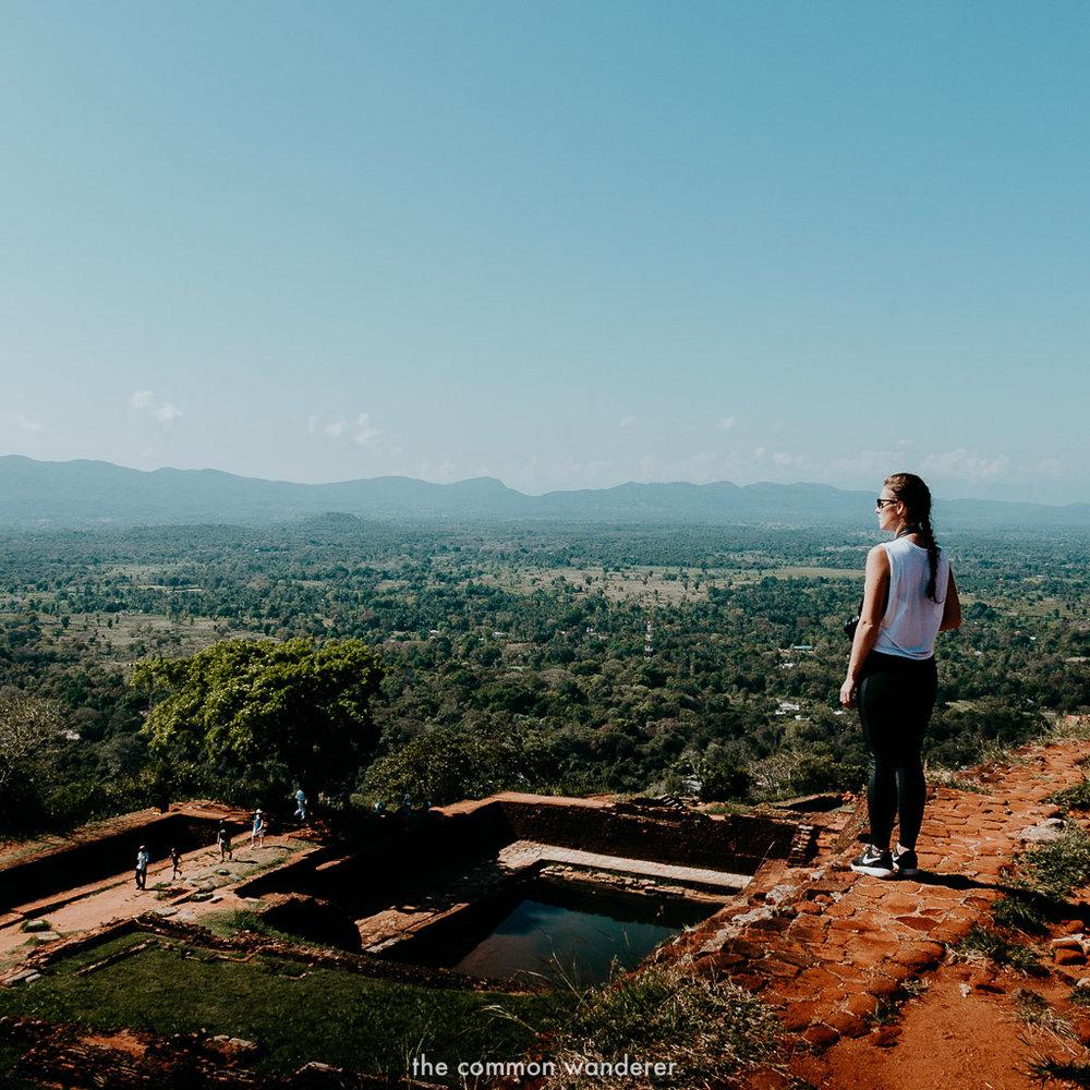 Sri Lanka Itinerary   Sigiriya