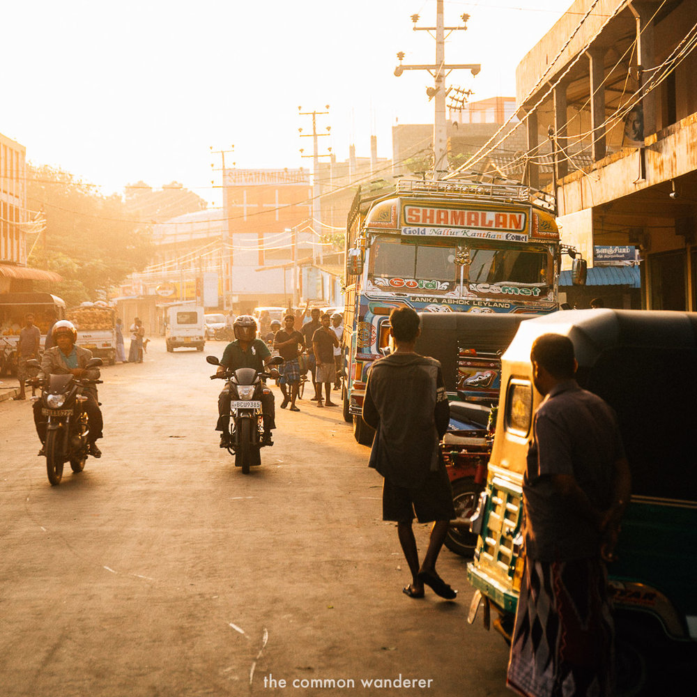 Sri Lanka itinerary   Jaffna