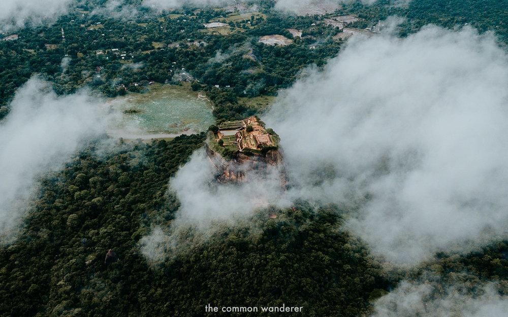 Sri Lanka highlights - The ancient rock fortress of Sigiriya