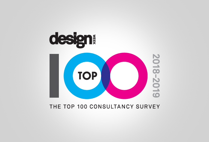 pslondon gets better and better - We're delighted to have climbed to 52 on the Design Week Top 100 list for 2018/9. Published every year, it's the definitive ranking celebrating the most successful design businesses in the industry. This year it shows that the sector is growing across all disciplines, which is good news for all. Thanks to all our clients for putting their trust in us and helping us get here. Next year, let's see if we can break into the Top 50….