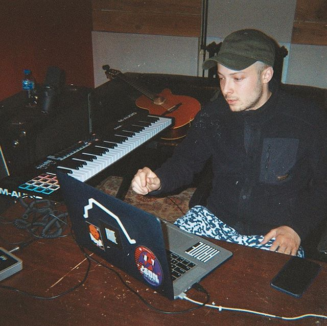 Studio B 👀@bla.audio de @hautetheduo 🔥