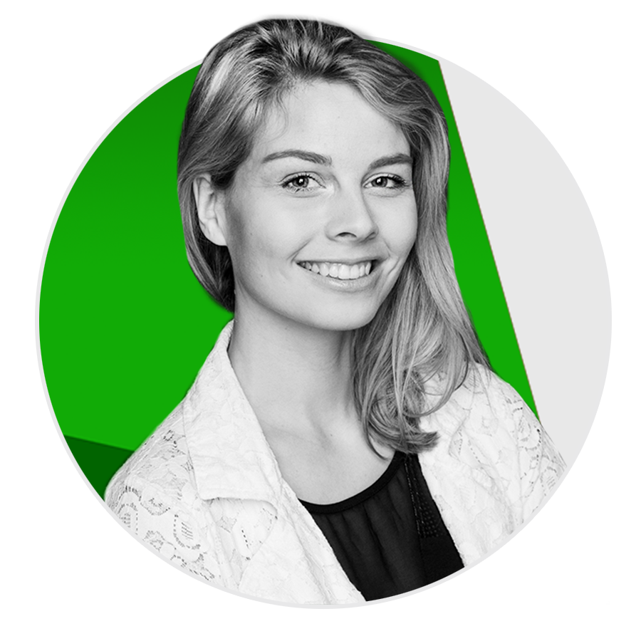 """Miriam Bundel    Start Up Founder Designer,UI/UX Consultant   Mit Charme und Kreativität hat Miriam verschiedene Unternehmen gegründet. Miriam ist eine echte Powerfrau, die Ihre Interessen in verschiedenen Projekten auslebt. Mit ihrem Designhintergrund lässt sie Kundenherzen höher schlagen und schafft einfache Anwendbarkeit mit ihren Konzepten. Sie liebt den Austausch mit anderen Unternehmern und die gegenseitige Hilfe. Außerdem ist sie bei Veranstaltungen ein super """"Time-Keeper"""".  Eine Übersicht ihrer sonstigen Projekte findet man auf  www.bundel.de"""
