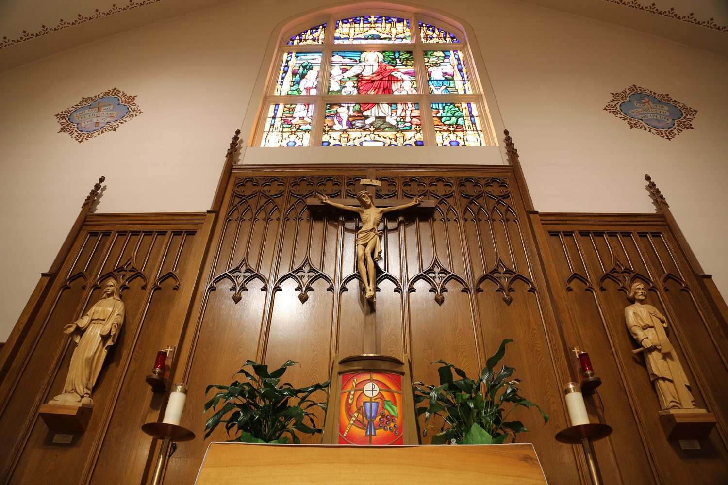 Mass Time Changes Canadian Martyrs Roman Catholic Church