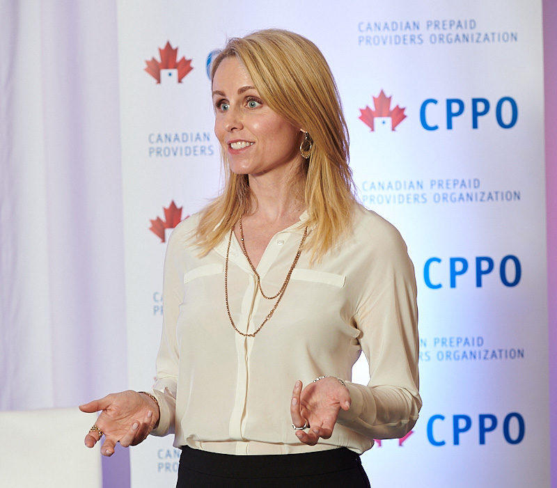 Jennifer Tramontana, Executive Director of the CPPO, talked about prepaid's ability to transform payments at the industry group's 2nd Annual Prepaid Symposium in Toronto last week.