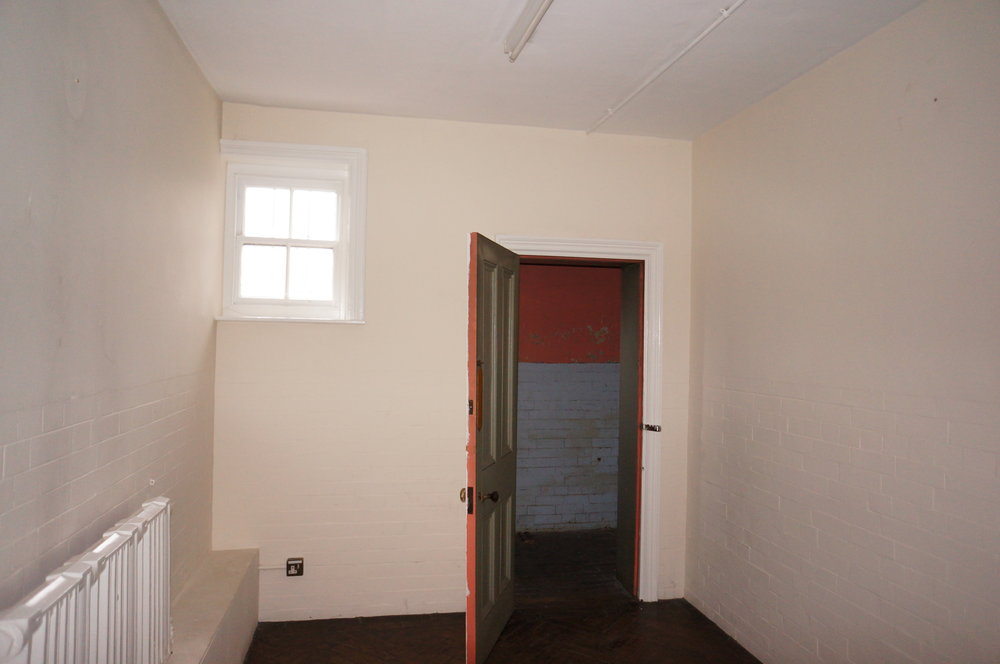 The Guard Room - Before