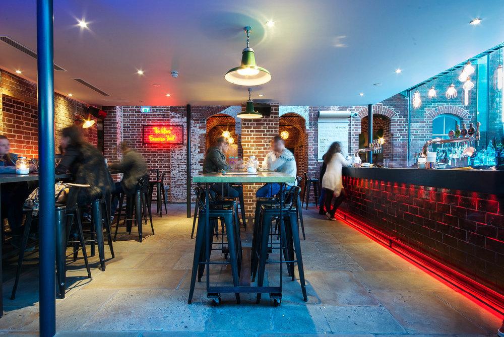The Pound Main Bar