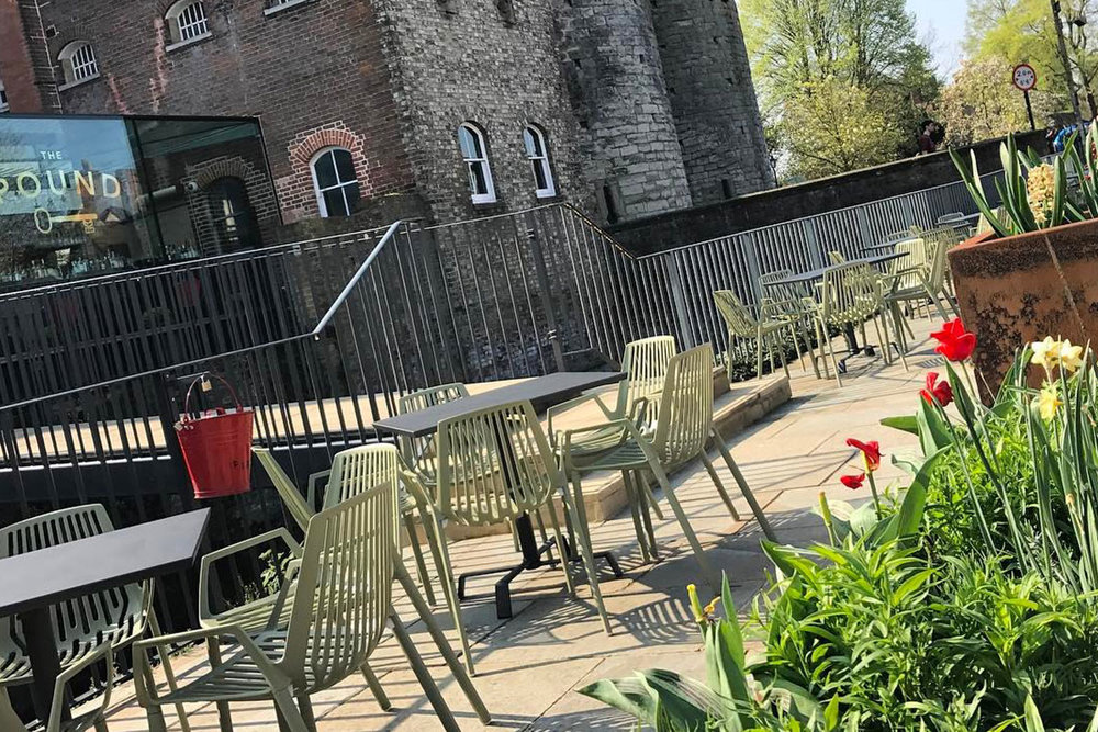 Canterbury's All Day Suntrap