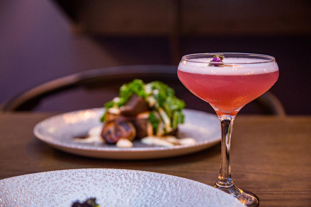 Dinner & Cocktails