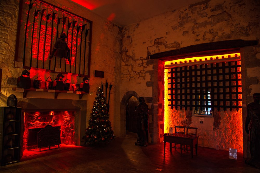 The Guard Chamber Westgate Towers