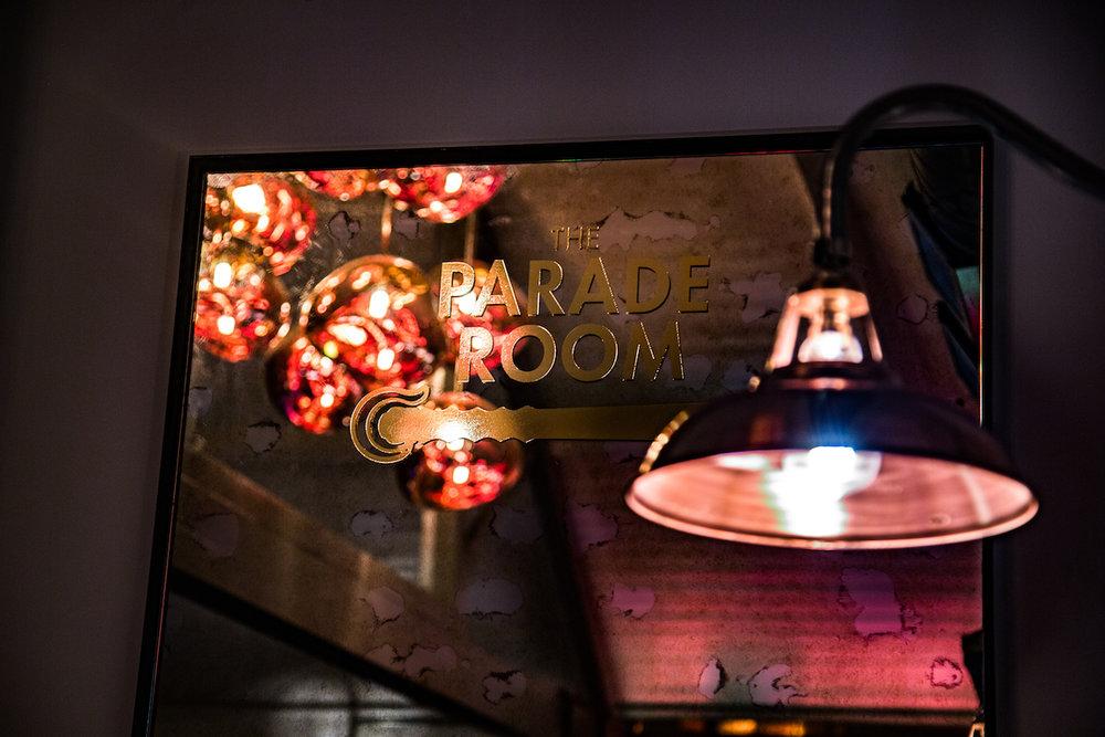 The Parade Room