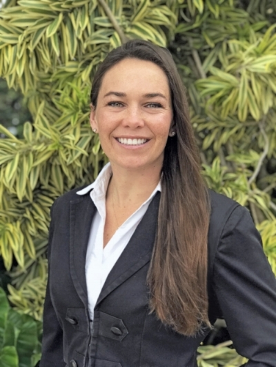 Marine Director Megan Washington