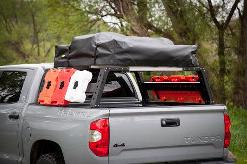 Bed Rack Tacoma >> Max Modular Alumax 18 High Aluminum Bed Rack Fits All Trucks Max