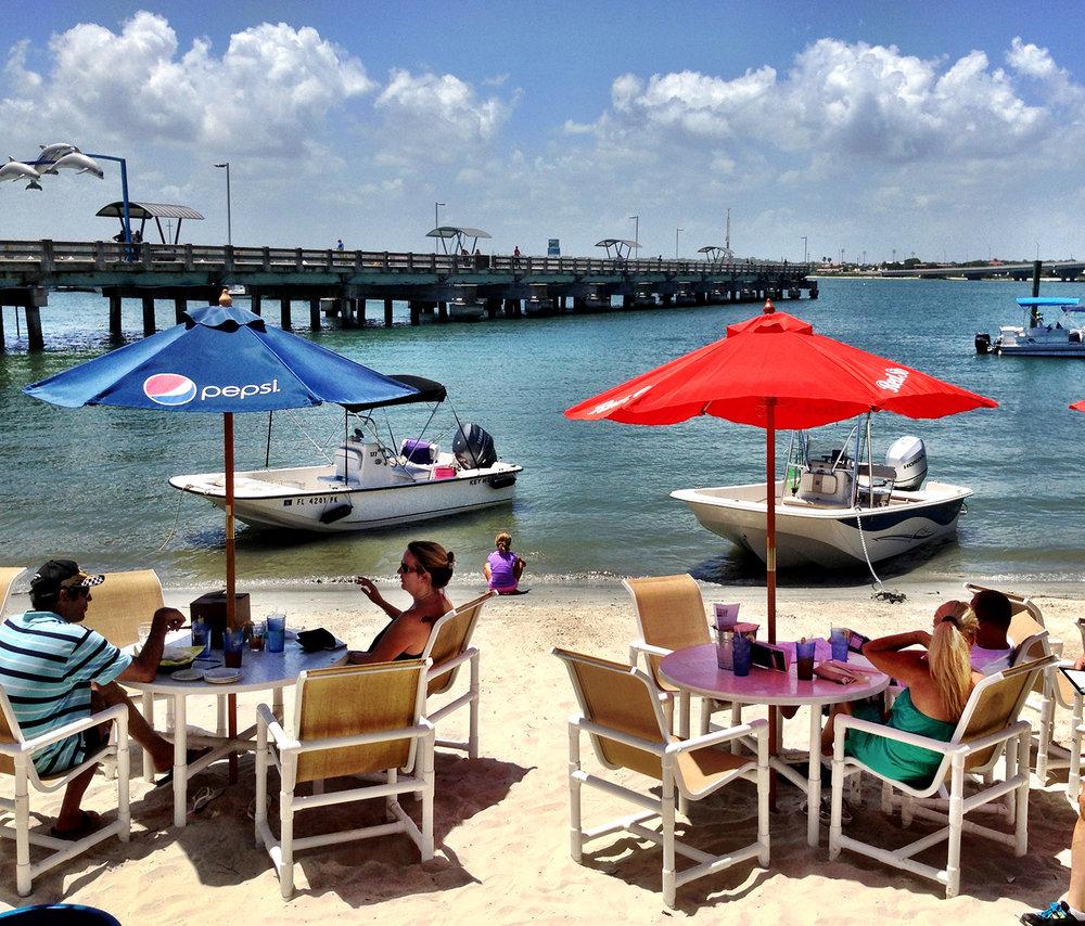 Photo courtesy Beaches at Vilano