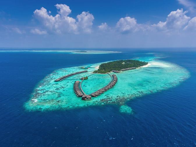 Photo courtesy Ayada Maldives Luxury Resort