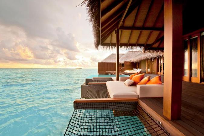Courtesy Ayada Maldives Luxury Resort