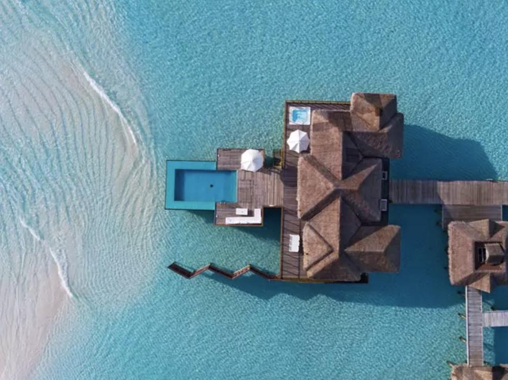 Courtesy Conrad Maldives Rangali Island